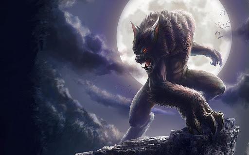 Werewolf HD Live Wallpaper