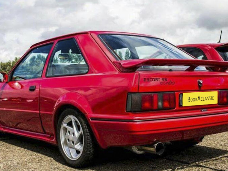 Ford Escort Rs Turbo Hire Bishops Stortford