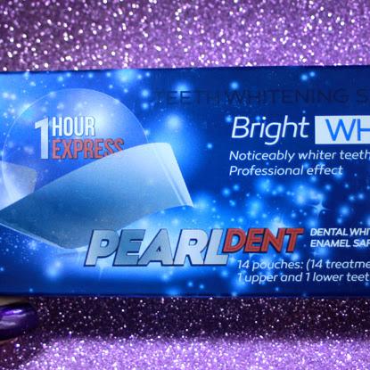 Лентички за избелване на зъби PearlDent