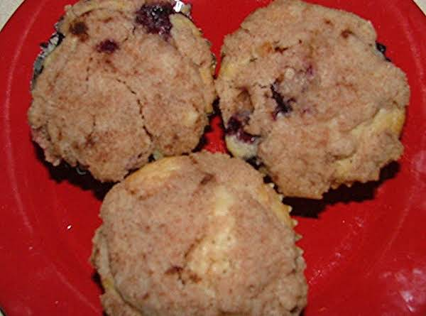 Blueberry Muffins Mmmm