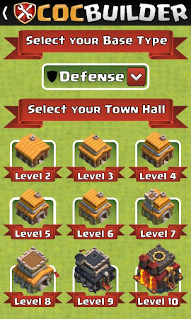 Builder for Clash of Clans 2.1 screenshot 97308
