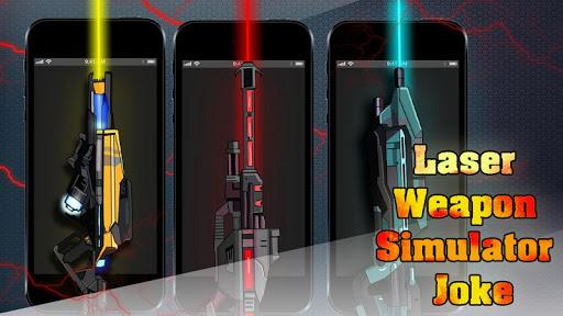 無料模拟Appのレーザー武器シミュレータジョーク|記事Game