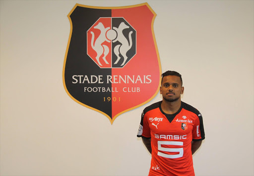 Kermit Erasmus has joined French Ligue 1 side Rennes from Orlando Pirates in January 2016.