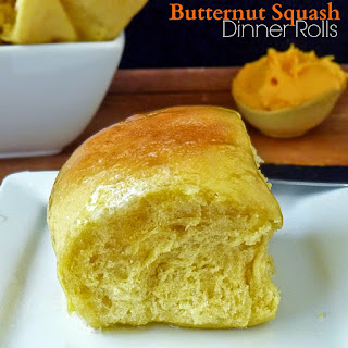 Butternut Squash Dinner Rolls.
