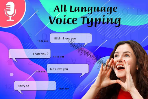 Voice Typing in All Language 1.2 screenshots 1