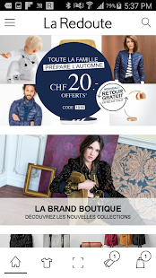La Redoute CH-Mode & maison- screenshot thumbnail