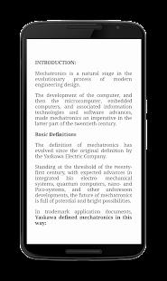 Mechatronics Engineering - náhled