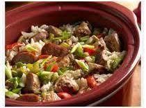 Cajun Sausage Jambalaya Recipe