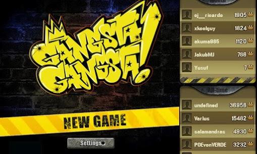 Gangsta Gangsta! 1