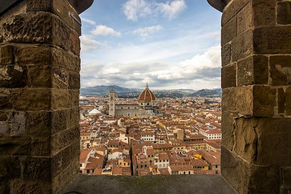 Sbirciando Firenze di Filippo Trevisan