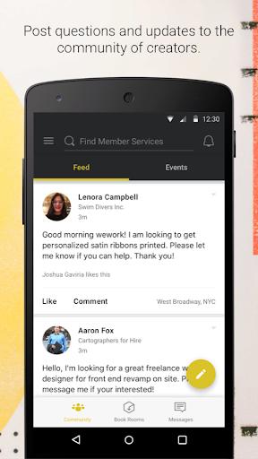 WeWork 10.5.3 app download 1