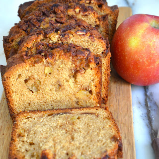 Snickerdoodle Apple Bread.