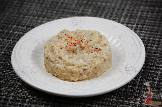 Risotto with Smoked Herrins Recipe