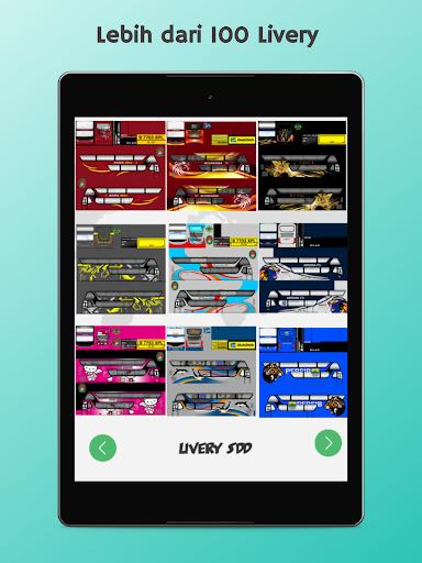 livery bus simulator indonesia 11.1 screenshots 6