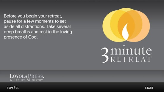 3 Minute Retreat - náhled