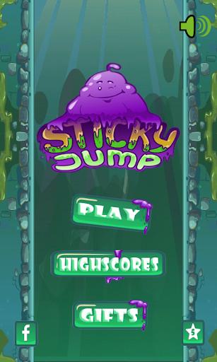 Sticky Jump - Dirty Adventure