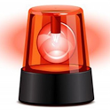 Siren funny sounds free icon