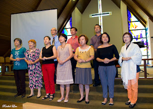 Photo: Choir (Mandarin Service)