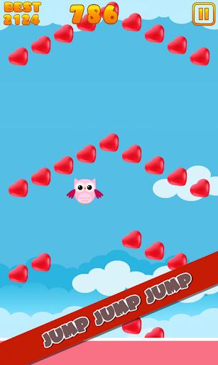 Cute Owl Jumper Sweet Candy
