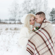 Wedding photographer Anastasiya Svorob (svorob1305). Photo of 02.02.2018