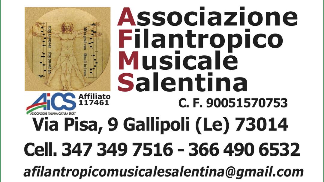 Risultati immagini per associazione filantropico musicale salentina