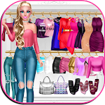 ? Sophie Fashionista - Dress Up Game Icon
