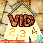 Play multi video viewer Vid234