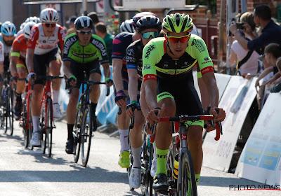 Jannik Steimle récompense Deceuninck-Quick Step pour sa confiance en remportant les Championnats des Flandres