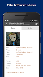 AIMP APK screenshot thumbnail 7