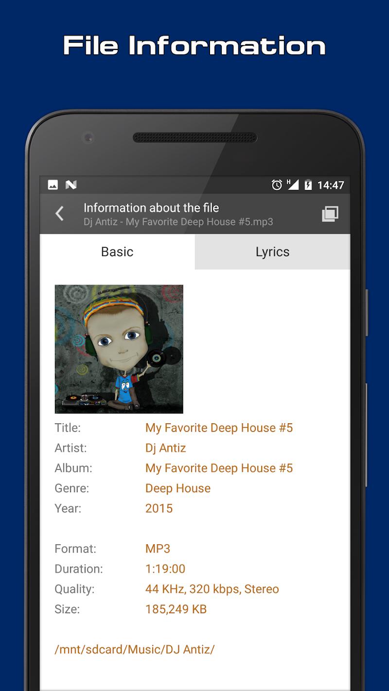 AIMP Screenshot 6