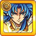 双子座の黄金聖闘士 サガ