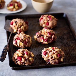 Harvest Cookies Cranberries Recipes