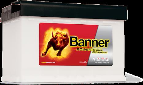 Banner Power Bull PRO 12v 84Ah