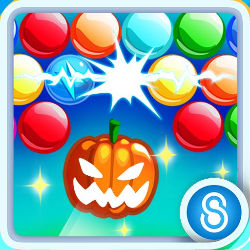 バブルマニア: ハロウィン 休閒 App LOGO-硬是要APP