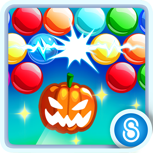 Bubble Mania: Halloween 休閒 App LOGO-硬是要APP