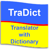 TraDict - Translator & Dictionary EN-AR