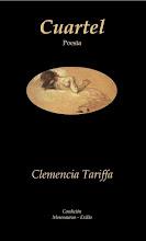 Photo: Cuartel. Poesía. Clemencia Tariffa. Edición virtual http://ntc-libros-de-poesia.blogspot.com/2009_08_11_archive.html