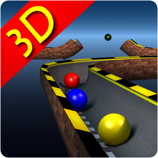3D Marble Tracks Android APK Download Free By A Trillion Games Ltd