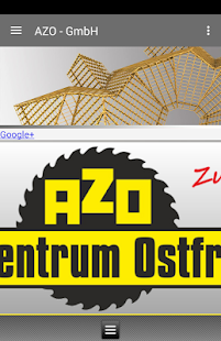 AZO - GmbH- screenshot thumbnail