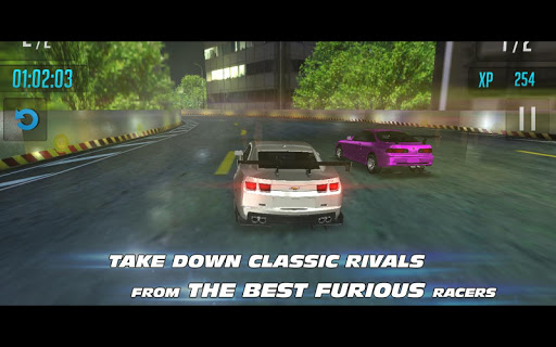 Furious Racing  screenshots 12