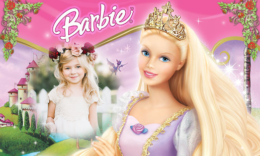 Disney barbie doll photo frames - Apps on Google Play
