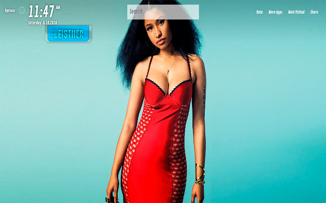 Nicki Minaj Wallpapers Hd For New Tab