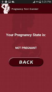 Pregnancy Test Scanner Prank screenshot 2