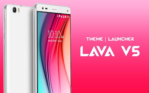 Theme for Lava V5 - náhled