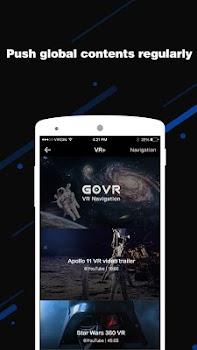 GoVR Player-Pro360 cardboard