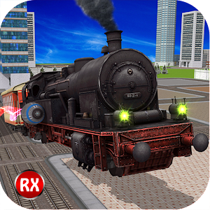 Flying Train 3D Fury for PC and MAC