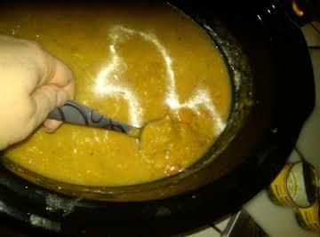 Slow Burn Green Chili Stew