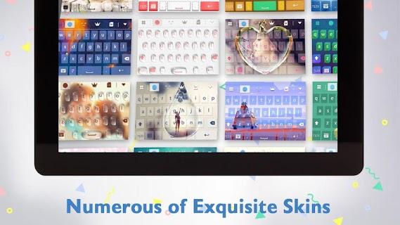 Keyboard screenshot 11