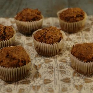 Date and Carrot Muffins.