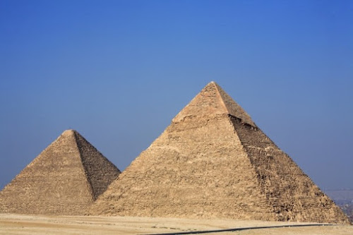 Photo Pyramides de Gizeh